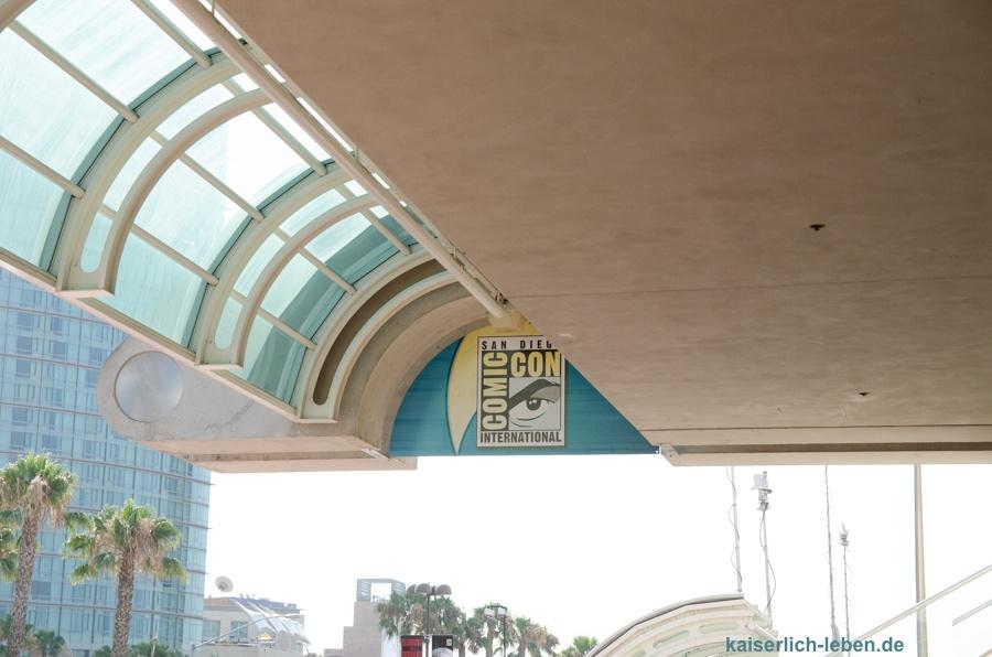 SDCC Eingang