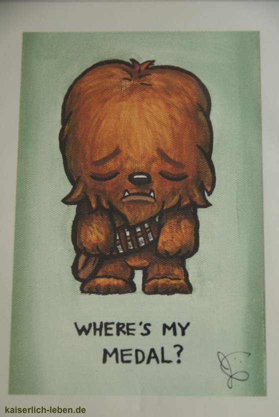 SDCC Emofriends Chewbacca