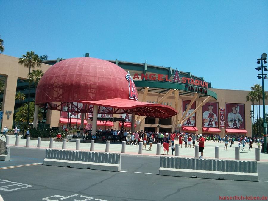 Angels Stadion Anaheim
